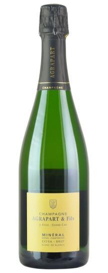 2013 Agrapart & Fils Extra Brut Blanc de Blancs Grand Cru Mineral
