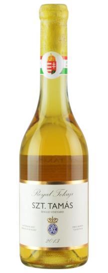 2013 The Royal Tokaji Wine Co. Tokaji Szt. Tamas Aszu 6 Puttonyos