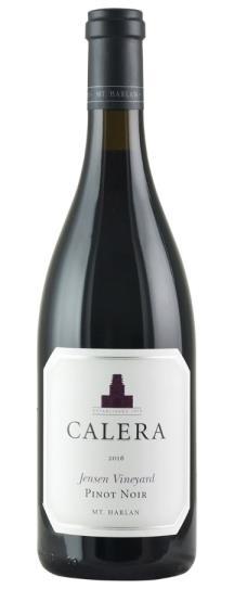 2016 Calera Pinot Noir Jensen Vineyard