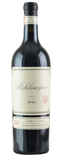 2016 Pahlmeyer Winery Proprietary Red Wine