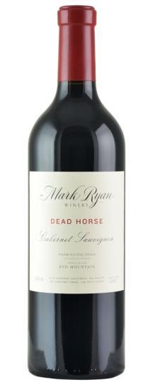 2016 Mark Ryan Dead Horse