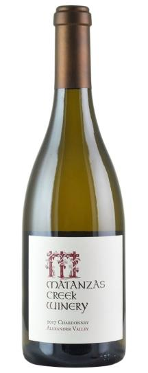 2017 Matanzas Creek Chardonnay