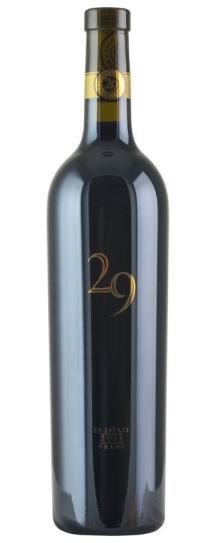 2014 Vineyard 29 Cabernet Franc