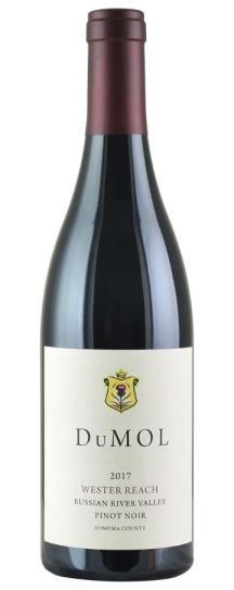 2017 DuMol Wester Reach Pinot Noir