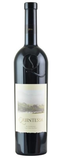2016 Quintessa Proprietary Red Wine