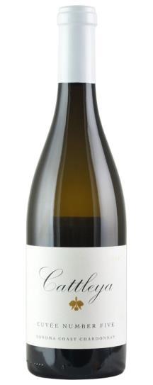 2017 Cattleya Chardonnay Cuvee Number Five