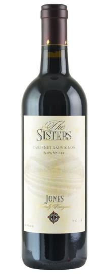 2014 Jones Family Vineyard The Sisters Proprietary Red