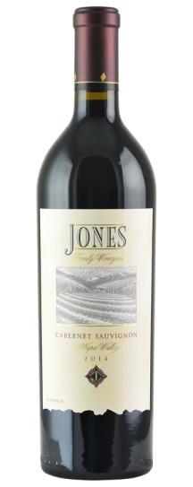 2014 Jones Family Vineyard Cabernet Sauvignon