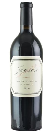 2016 Pahlmeyer Winery Jayson Cabernet Sauvigon