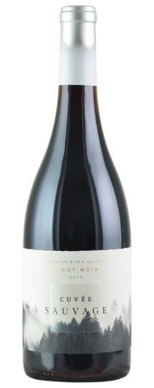2017 Sauvage Pinot Noir Sonoma