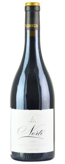 2015 Bodegas Y Vinedos Pujanza Pujanza Norte