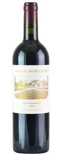 2010 La Granja Remelluri Rioja Gran Reserva