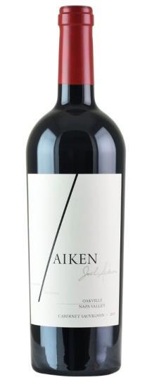 2013 Aiken Oakville Cabernet Sauvignon