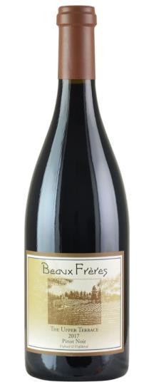 2017 Beaux Freres Pinot Noir The Upper Terrace