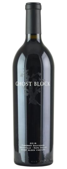 2016 Ghost Block Cabernet Sauvignon Single Vineyard