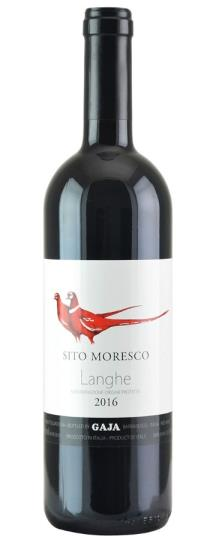 2016 Gaja Sito Moresco