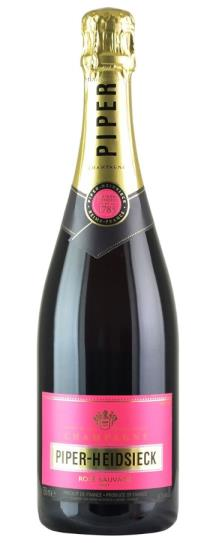 NV Piper Heidsieck Rose Sauvage with Jacket