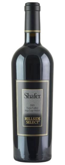 2015 Shafer Vineyards Cabernet Sauvignon Hillside Select