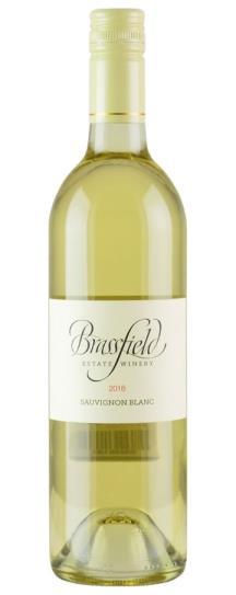 2018 Brassfield Estate Sauvignon Blanc