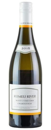 2018 Kumeu River Chardonnay Mate's Vineyard