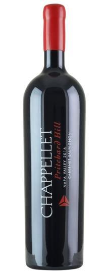 2016 Chappellet Cabernet Sauvignon Pritchard Hill