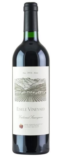 2016 Eisele Vineyard Cabernet Sauvignon
