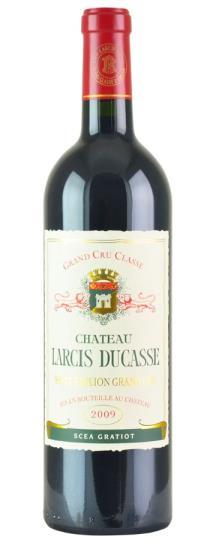 2009 Larcis-Ducasse Ex-Chateau 2019 Release