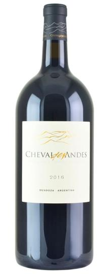 2016 Cheval des Andes Proprietary Blend