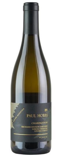2016 Paul Hobbs Chardonnay Dinner Vineyard Cuvee Agustina