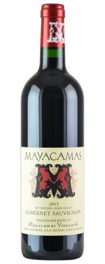 2015 Mayacamas Cabernet Sauvignon