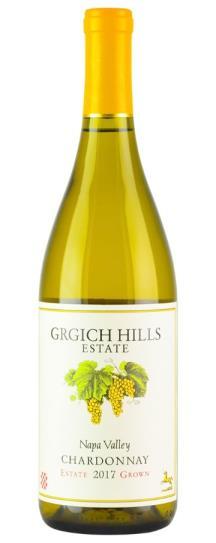 2017 Grgich Hills Chardonnay