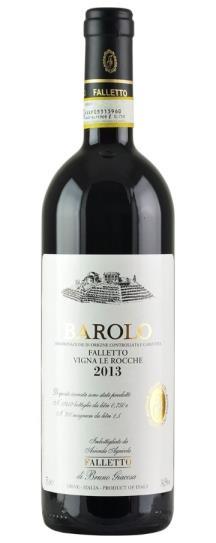 2013 Bruno Giacosa Falletto Vigna Le Rocche White Label