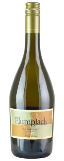 2018 Plumpjack Chardonnay Reserve