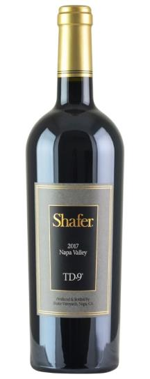 2017 Shafer Vineyards Shafer Vineyards TD-9