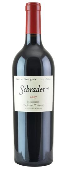 2017 Schrader Cellars Cabernet Sauvignon Beckstoffer To Kalon Vineyard