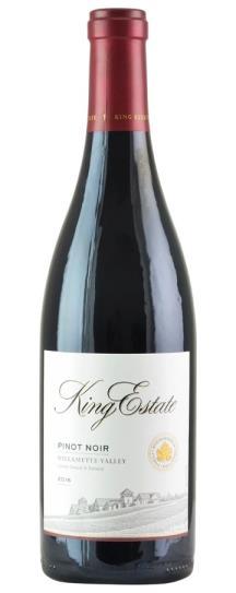 2016 King Estate Oregon Pinot Noir