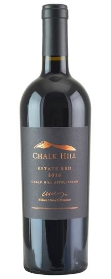 2016 Chalk Hill Proprietary Blend Estate Blend