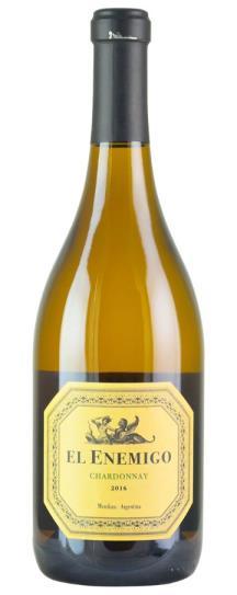 2016 Bodega Aleanna 'El Enemigo' Chardonnay