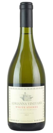 2017 Bodegas Catena Zapata Chardonnay White Stones
