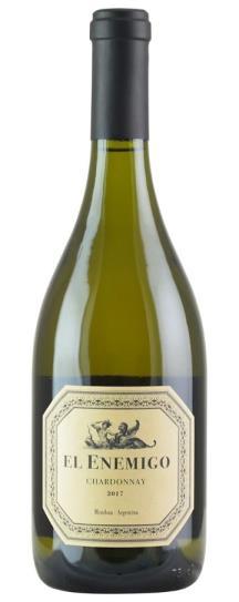 2017 El Enemigo Chardonnay