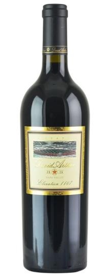 2015 David Arthur Cabernet Sauvignon Elevation 1147