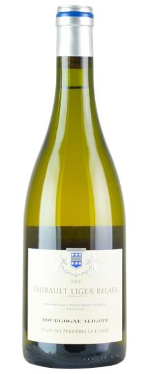 2014 Domaine Thibault Liger-Belair Clos des Perrieres Bourgogne Aligote