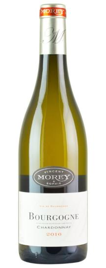 2016 Domaine Vincent & Sophie Morey Bourgogne Blanc