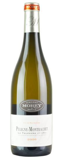 2016 Domaine Vincent & Sophie Morey Puligny-Montrachet Truffiere