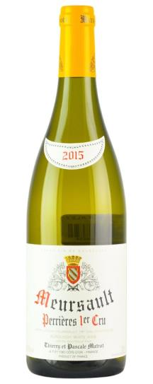 2015 Domaine Thierry Matrot Meursault Perrieres