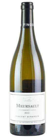 2013 Vincent Girardin Meursault Vieilles Vignes