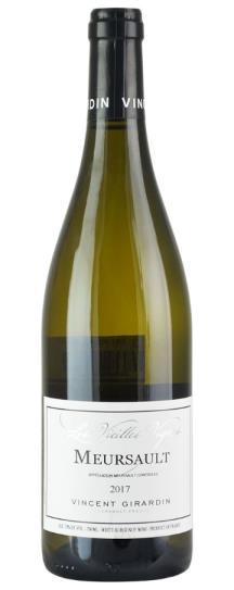 2017 Vincent Girardin Meursault Vieilles Vignes