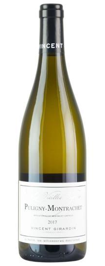 2017 Vincent Girardin Puligny Montrachet Vieilles Vignes