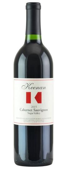 2015 Robert Keenan Cabernet Sauvignon