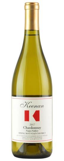 2017 Robert Keenan Chardonnay